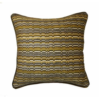 JAR Designs 'Zaney Citrine' Throw Pillow