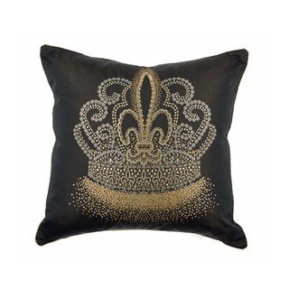 JAR Designs 'Crown' Throw Pillow
