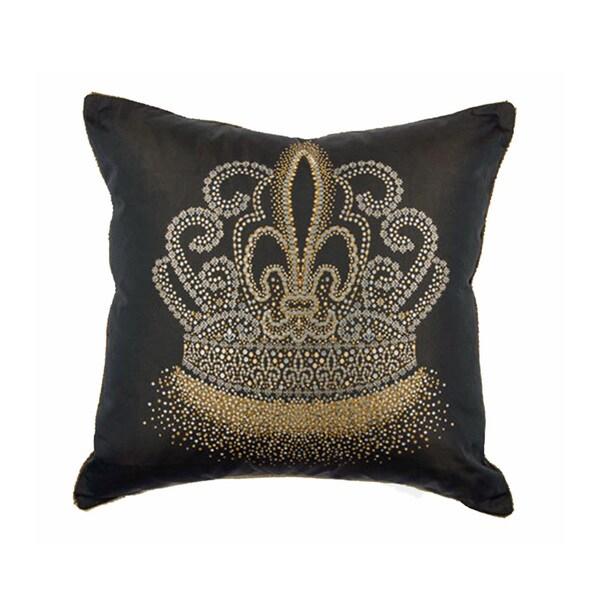 JAR Designs 'Crown' Throw Pillow