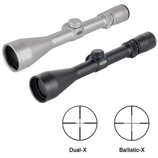 Weaver 40/ 44 Series 3-10x44mm Rifle Scope