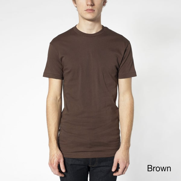 American Apparel Unisex Sheer Jersey T-shirt