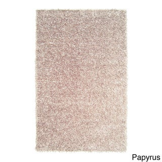 Hand-woven Barcoo Soft Plush Shag Rug