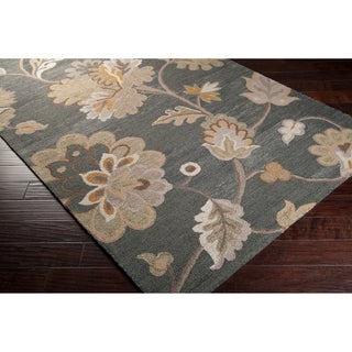 Hand-tufted Rangerly Wool Rug