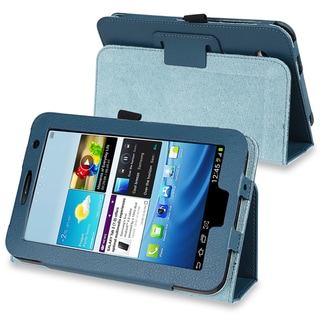 BasAcc Leather Case for Samsung Galaxy Tab2 P3100/ P3110/ P3113/ 7.0