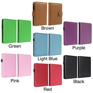BasAcc Leather Case for Amazon Kindle Paperwhite