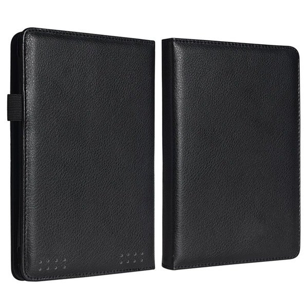 Insten Black Leather Phone Case for Amazon Kindle Paperwhite