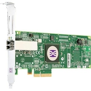 HP FC2142SR 4Gb 1-port PCIe Fibre Channel Host Bus Adapter
