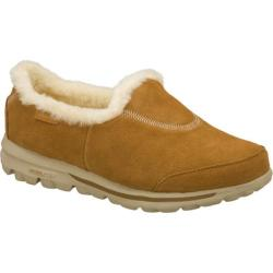 Women's Skechers GOwalk Toasty Chestnut