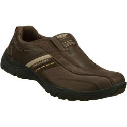 Men's Skechers Relaxed Fit Artifact Excavate Brown