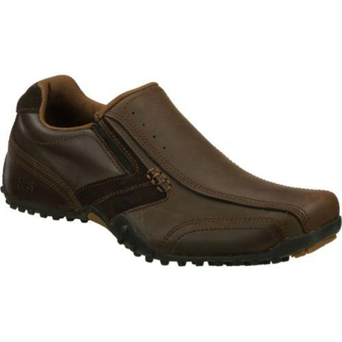Men's Skechers Urbantrack Cowens Brown