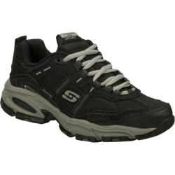 Men's Skechers Vigor 2.0 Advantage Black/Gray