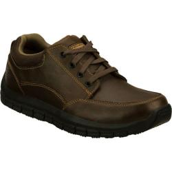 Men's Skechers Work Magma Soother Brown
