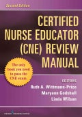Certified Nurse Educator (CNE) Review Manual (Paperback)