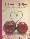Cherries Recipe Journal (Notebook / blank book)