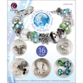 Christmas Trinket Bead Kit-Snowman