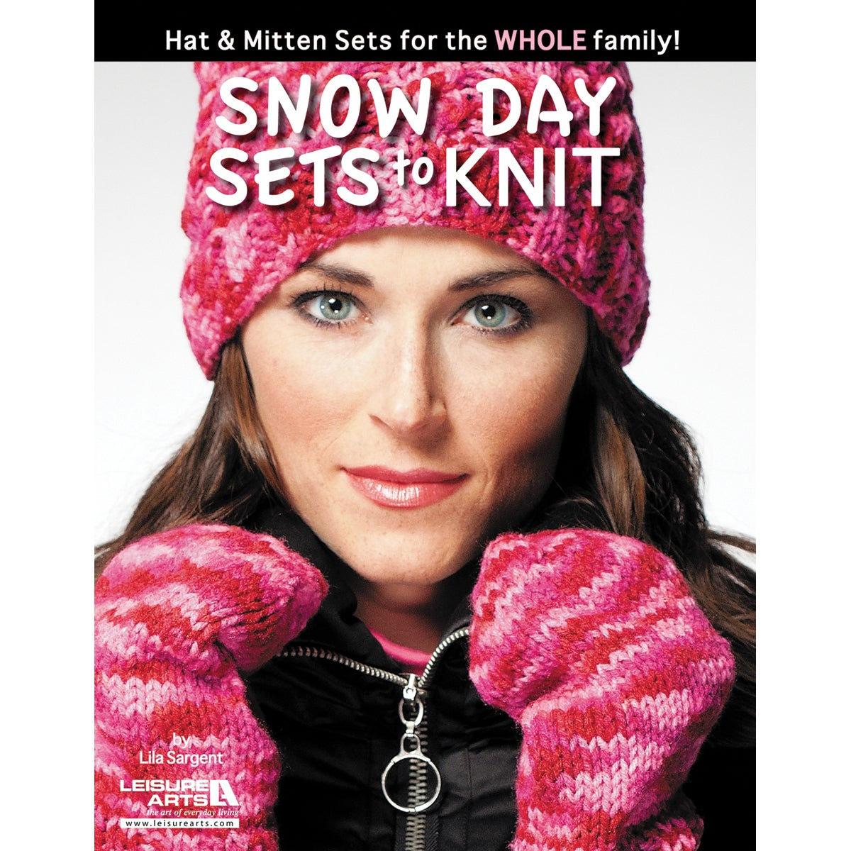Crafts by O Leisure Arts-Snow Day Sets To Knit at Sears.com