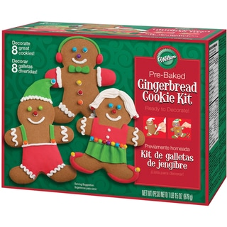 Cookie Kit-Gingerbread Boys
