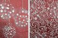 Spellbinders M-Bossabilities A4 Card Embossing Folder-Holiday Magic