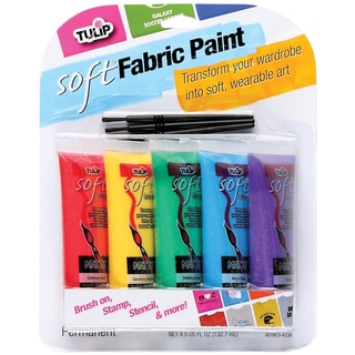 Screenit Soft Paint Packs 5/Pkg-Primary