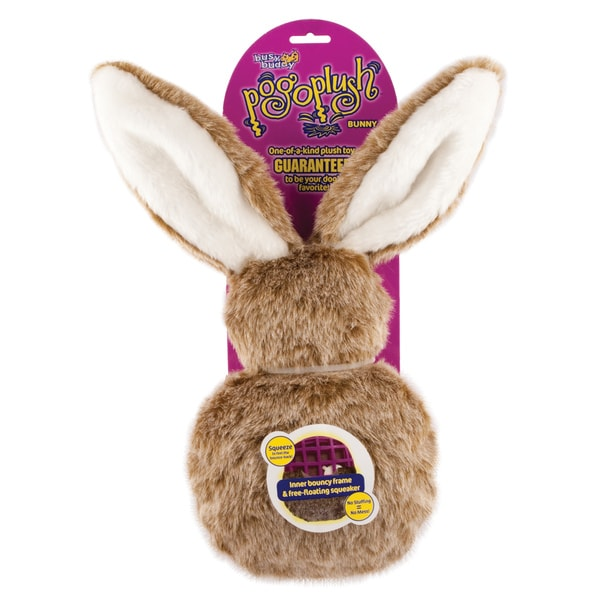 Premier Pogo Plush Bunny Small Dog Toy