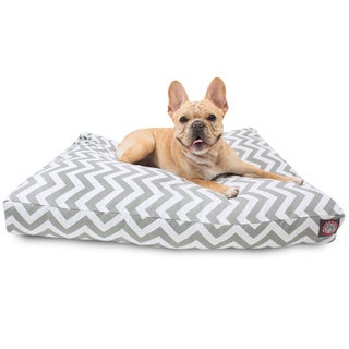 Majestic Pet UV-Treated Chevron Rectangle Dog Bed