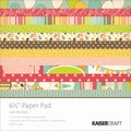 "Save The Date Paper Pad 6.5""X6.5""-"