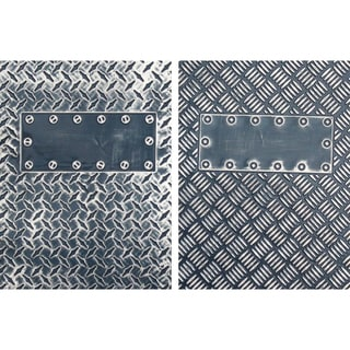 Spellbinders M-Bossabilities A4 Card Embossing Folder-Industrial