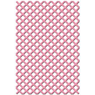 Spellbinders Shapeabilities Expandable Pattern Dies-Basic Lattice