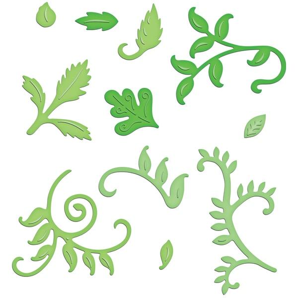 Spellbinders Shapeabilities Dies-Foliage 2