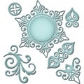 Spellbinders Shapeabilities Dies-Venetian Motifs