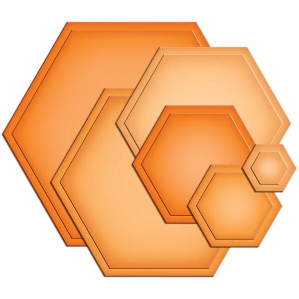 Spellbinders Nestabilities Dies-Hexagons