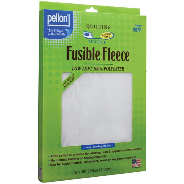 "Fusible Fleece-22""X36"""