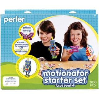 Perler Fun Fusion Motionator Starter Kit
