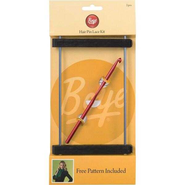 Hair Pin Lace Tool-