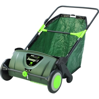 Sweep It 21-inch Lawn Sweeper
