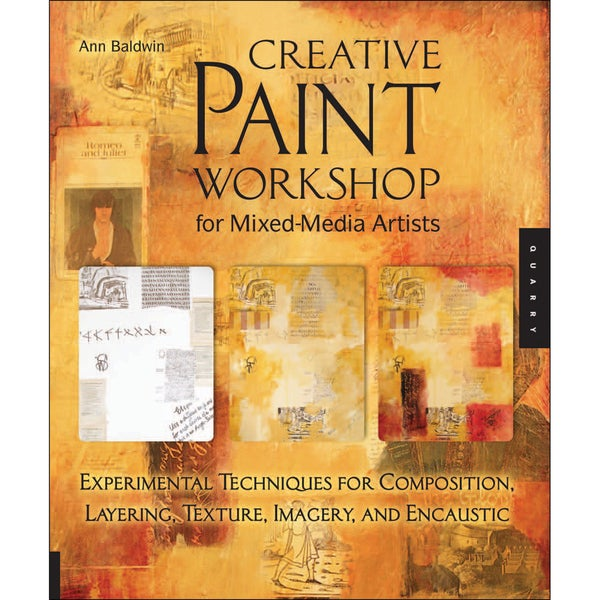 Quarry Books-Creative Paint Workshop