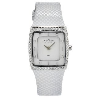 Skagen Women's Stainless-Steel Analog Crystal Watch