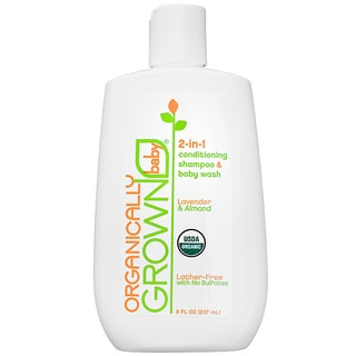 Organically Grown? Organic 2-in-1 Conditioning Shampoo & Baby Wash