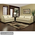 Shapellen Chenille Sofa Loveseat Set