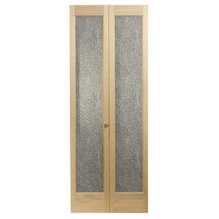637 Crystaline Unfinished Bifold Door
