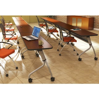 Mayline Sync Rectangular Laminate Top Training Table (60x24)