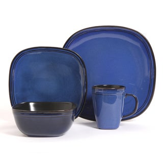 Gibson 'Cafe Rustica' 16-piece Dinnerware Set