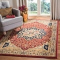 Heriz Light Grey/ Gold Rug