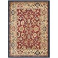 Farahan Oriental Red/Cream Rug