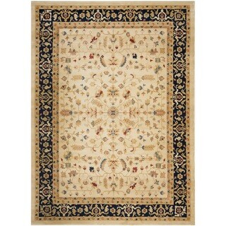 Safavieh Farahan Traditional Cream/Navy Rug