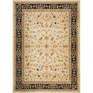 Farahan Traditional Cream/Navy Rug