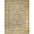 Farahan Light Grey/ Gold Rug