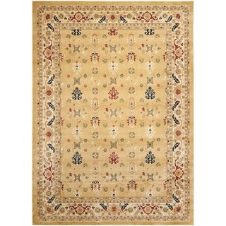 Farahan Traditional Beige/Cream Rug