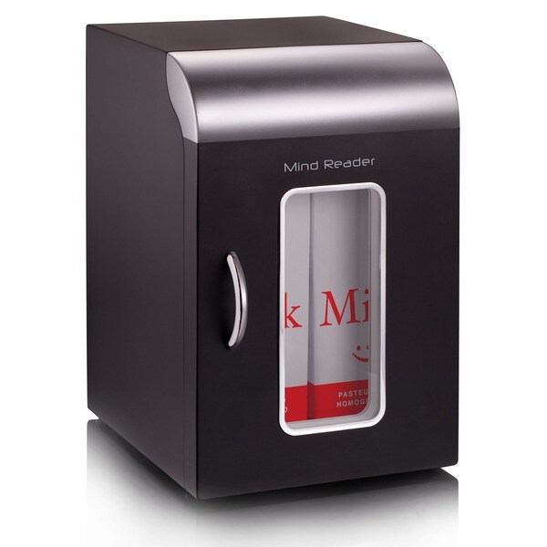 Mind Reader 'The Cube' 2-quart Refrigerator