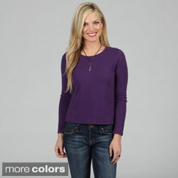 Celebrating Grace Women's Long Sleeve Top